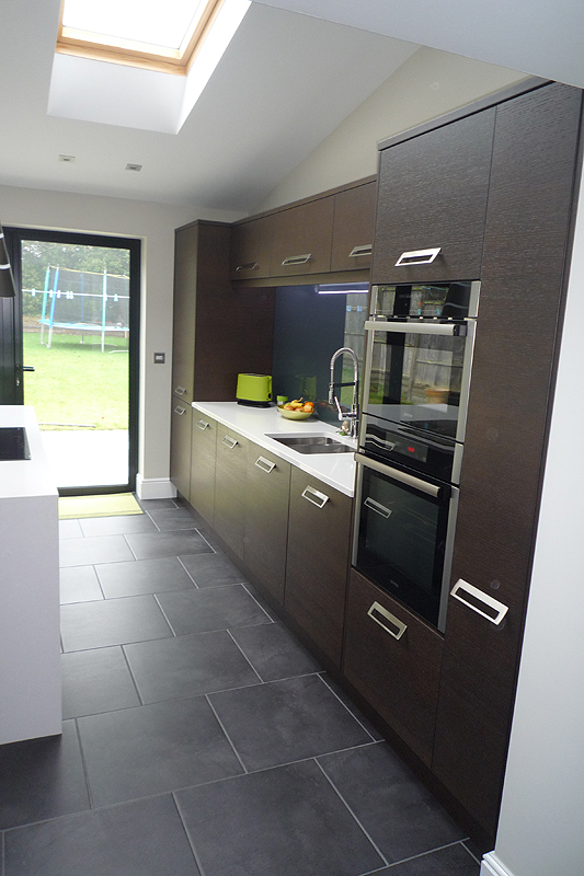 Custom made unique and stylish looking kitchen cupboards in - Made To Measure Kitchens Gallery Unique Interior Solutions
