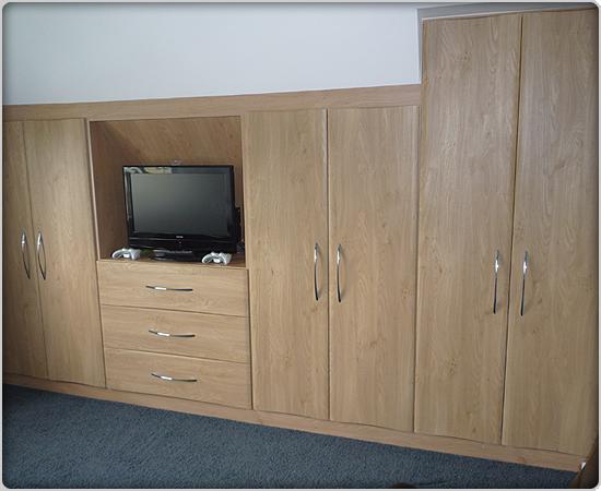 Hand Made Bedroom Furniture Wardrobes Northamptonshire